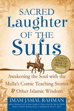Sacred laughter of the sufis