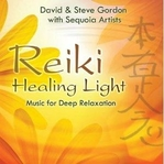 Reiki healing light
