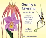 Clearing & releasing (yellow) spray 100 ml
