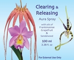 Clearing & releasing (blue) spray 100 ml