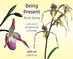 Being Present (yellow) spray 100 ml.