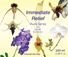 Immediate relief (yellow) spray 100 ml
