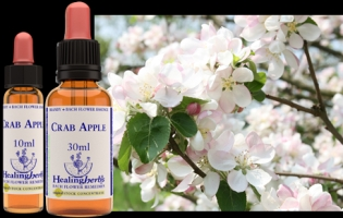 Crab apple 10 ml (bach)