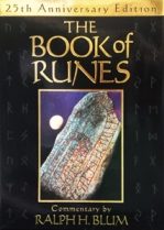 The book of runes - with stones